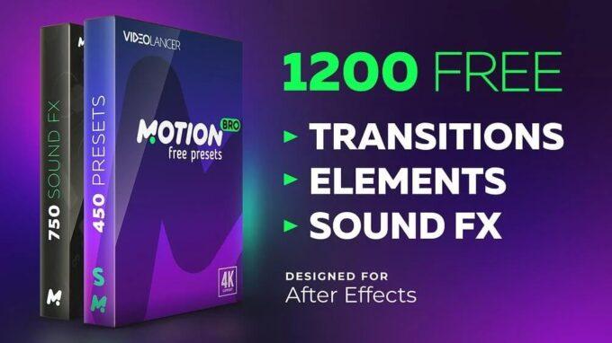Adobe After Effects Motion Bro  無料 フリープラグイン  エクステンション