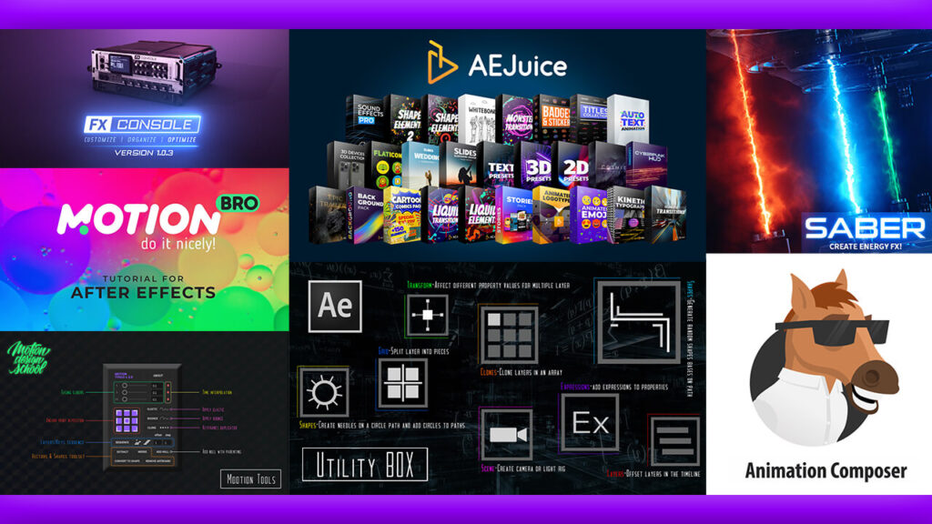 Adobe After Effects Free Plugin Script 無料 フリー プラグイン スクリプト