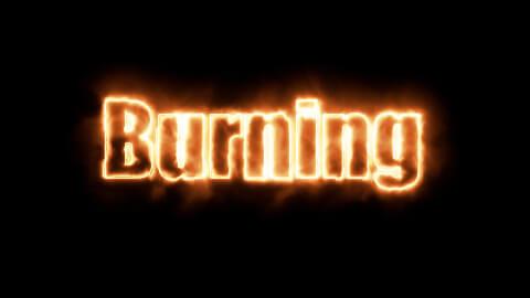 Saber Preset Burning