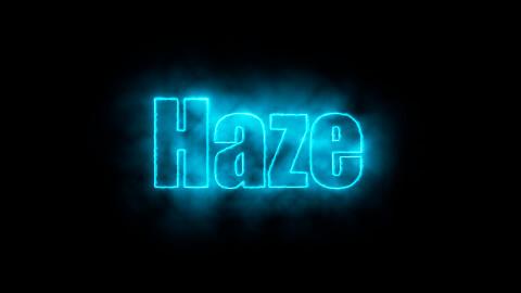 Saber Preset Haze