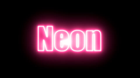 Saber Preset Neon
