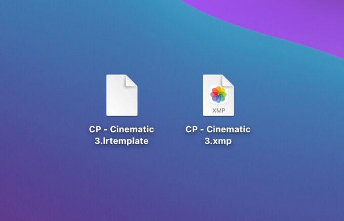 Adobe Lightroom プリセット 拡張子 .lrtemplate .xmp 違い 変換