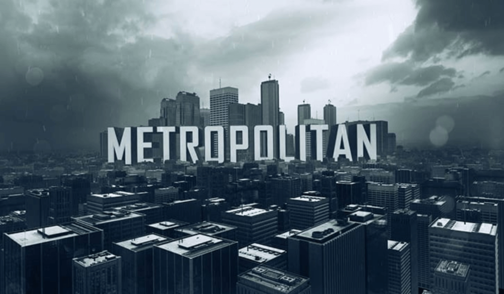 Metropolitan 3D Buildings Pack
