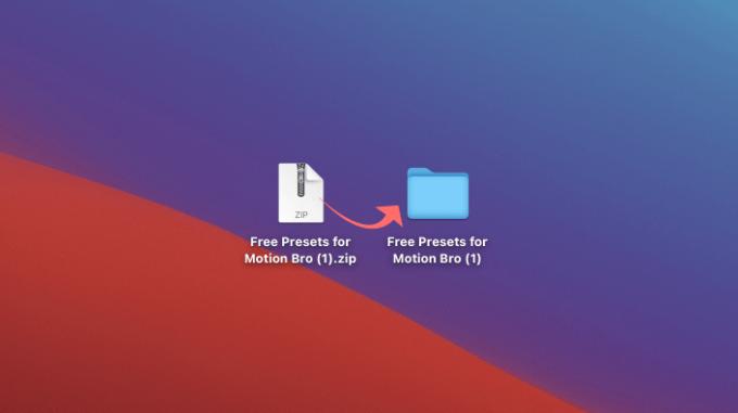 Motion Bro Download Preset Pack プリセット ファイル ダウンロード
