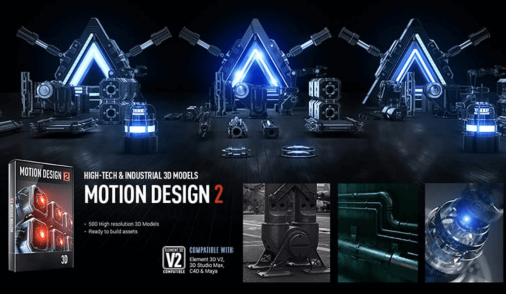 Motion Design Pack 2