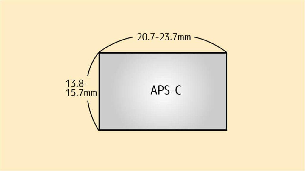 APS-C サイズ