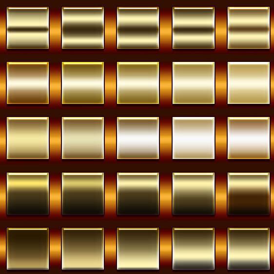 フォトショップ レイヤースタイル Photoshop Gold Layer Style asl フォトショップ レイヤースタイル ゴールド 25 Free Gold Photoshop Layer Styles
