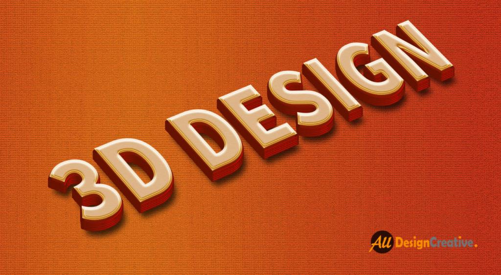 3D Textile Design PS