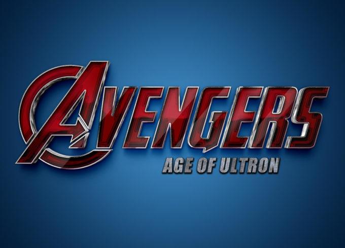 Avengers Text Effect