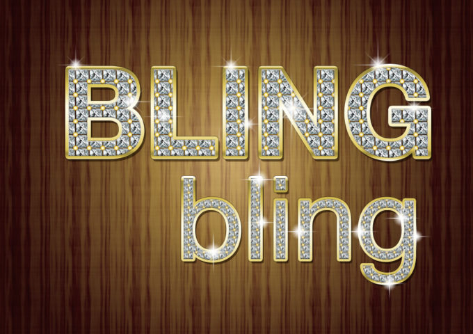 Bling Photoshop Style Kit