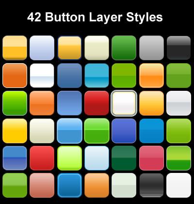 Photoshop Layer Style Free asl フォトショップ レイヤースタイル 無料 素材 おすすめ