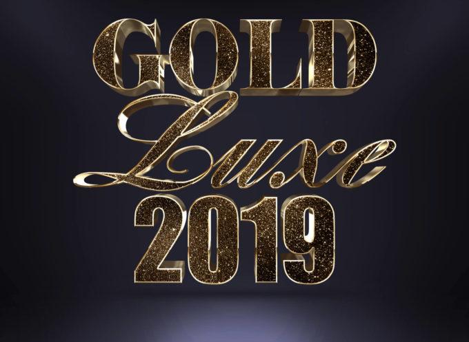 Glitter Gold 3D Text Effect