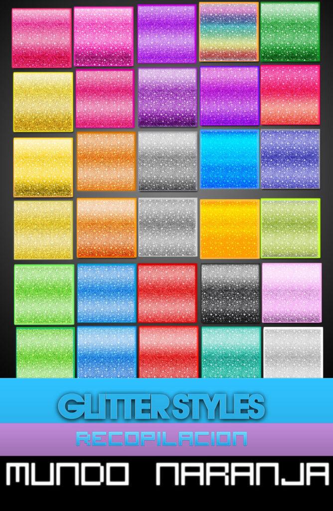 Glitter Styles l Recopilacion