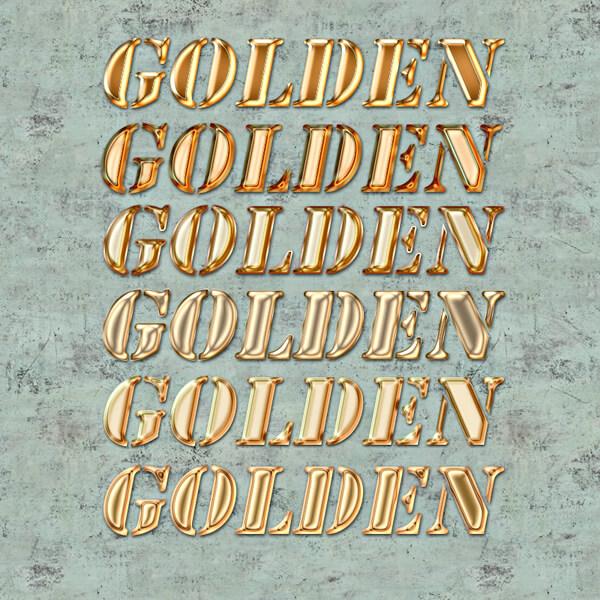 Golden Styles 2