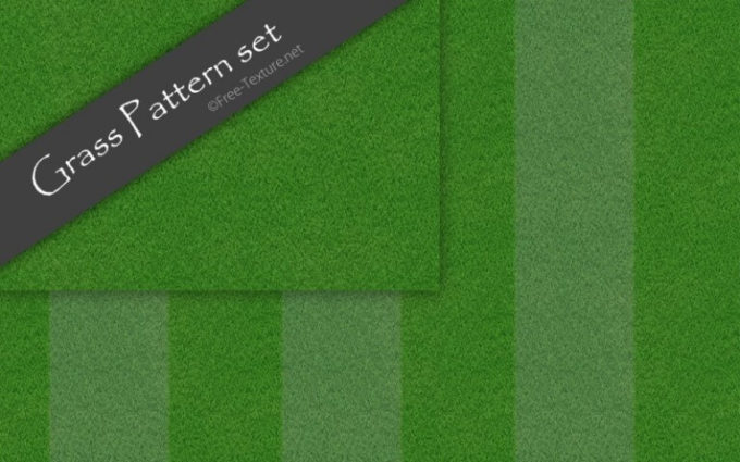 Grass Pattern set