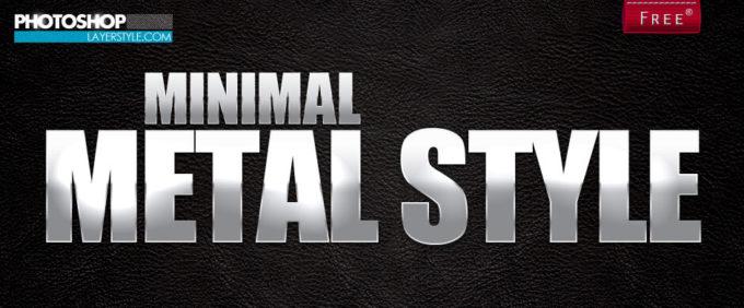 Minimal Metal Styles PLS