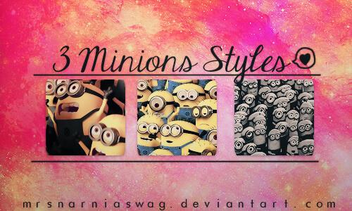 Minion Styles