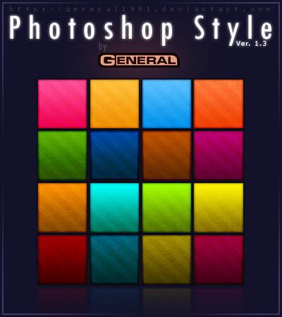 Photoshop Style Ver. 1.3