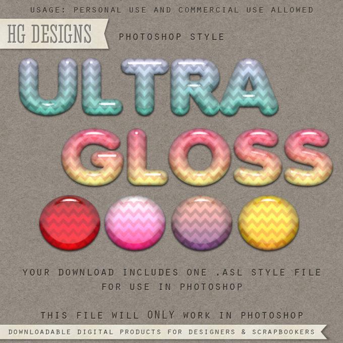 PS Style: Ultra Gloss