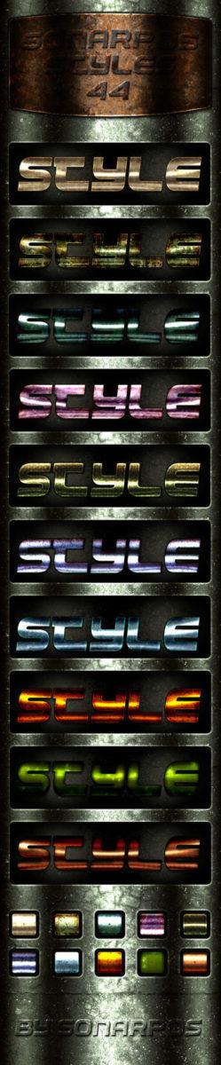 Sonarpos'styles 44