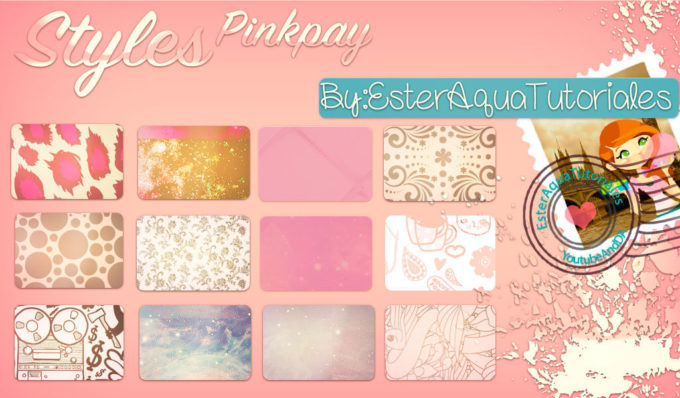 Styles Pinkpay Glass