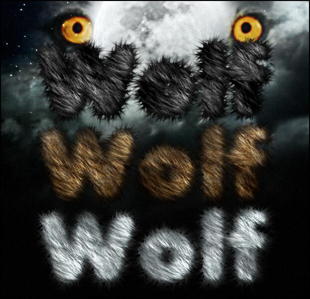 Photoshop Layer Style Free asl フォトショップ レイヤースタイル 無料 素材 おすすめ Wolf style