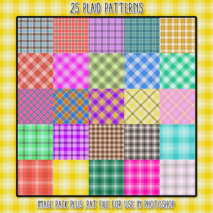 25 Plaid Patterns