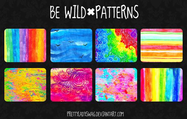 Be Wild Patterns