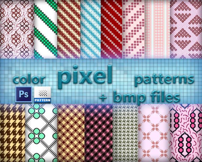 Color Pixel Patterns