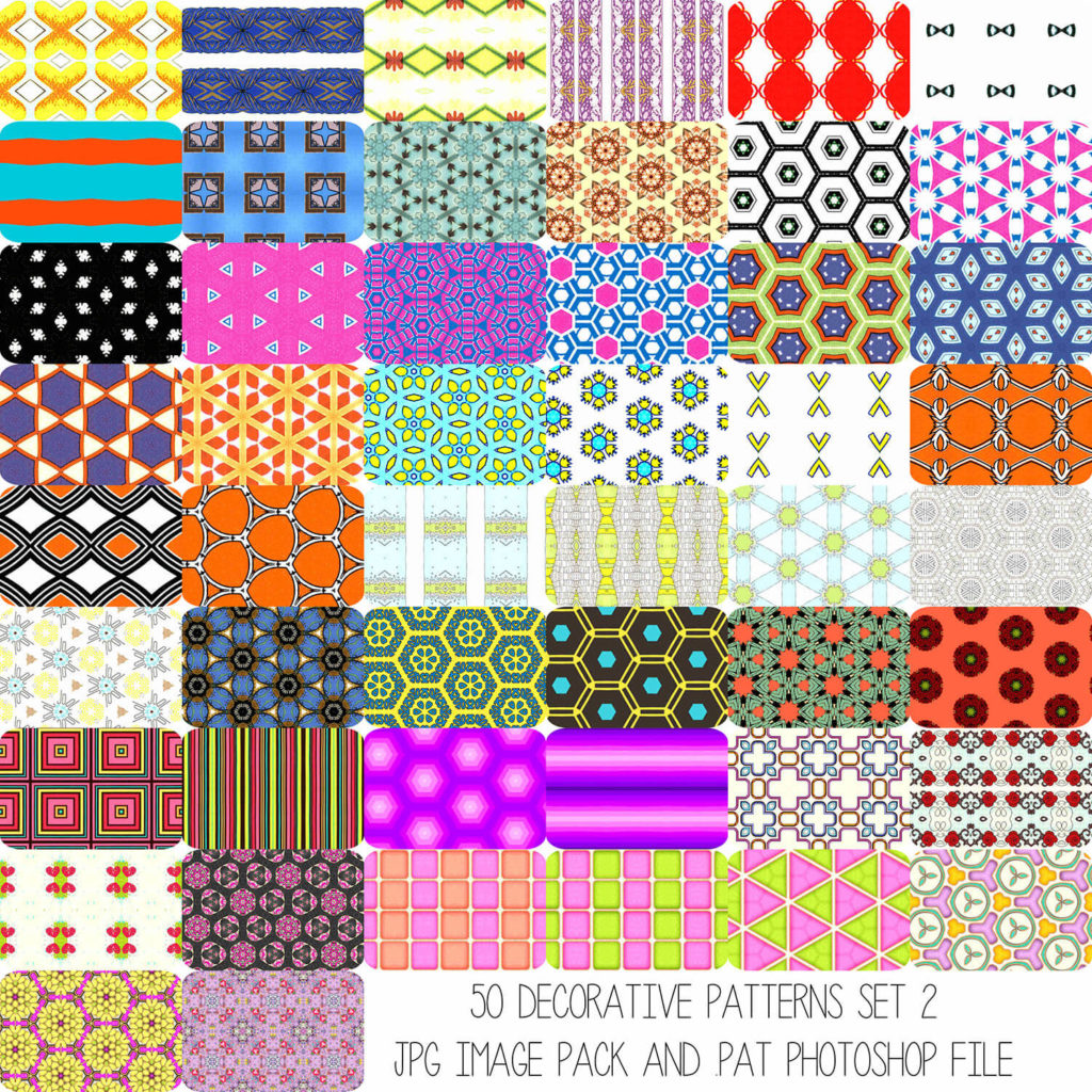 Deco Patterns Set 2