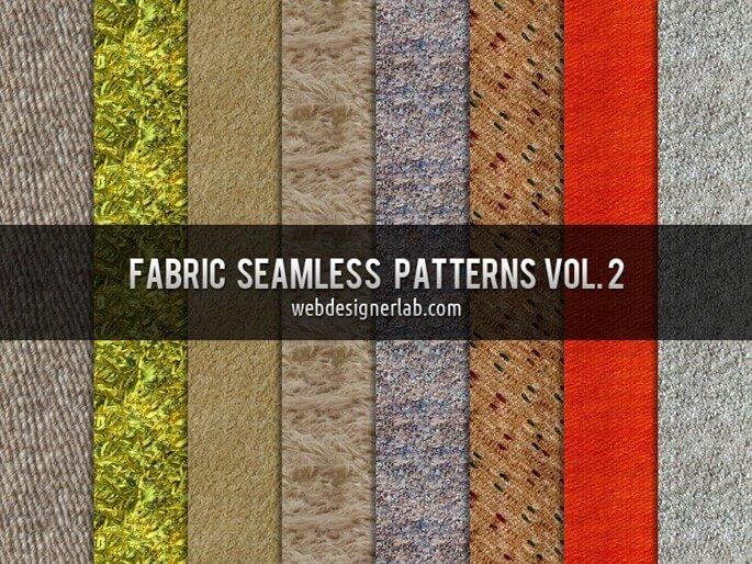 Fabric Seamless Patterns Vol. 2