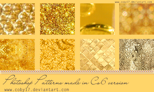 Golden patterns