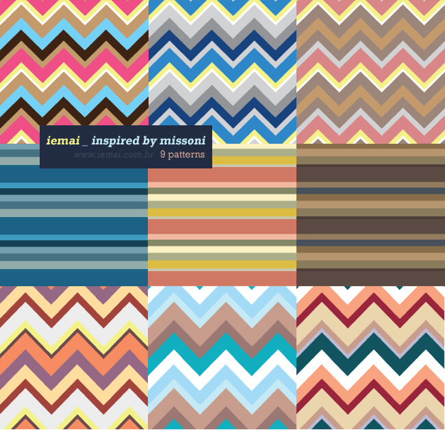 Patterns: inspired