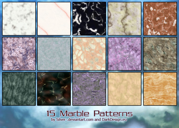 Marble A Patterns