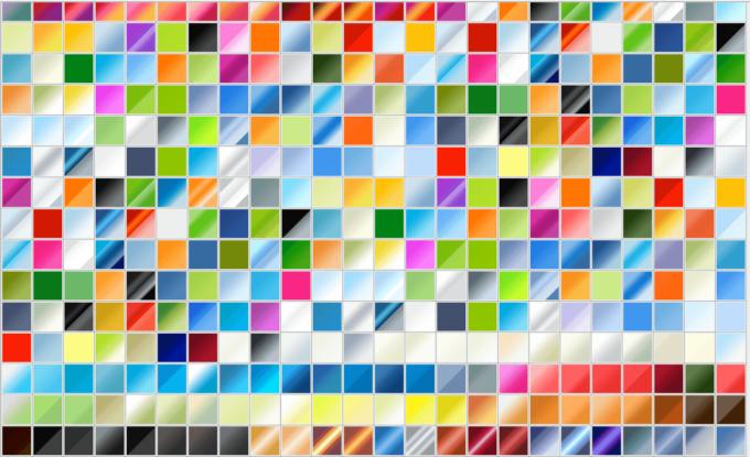Photoshop Gradation Free grd フォトショップ グラデーション 無料 素材 new gradients
