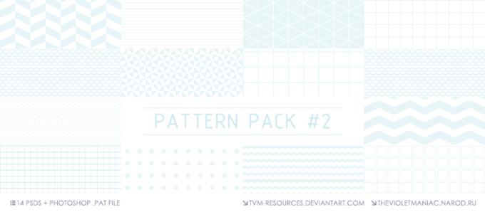 PATTERN PACK #2/+PAT FILE