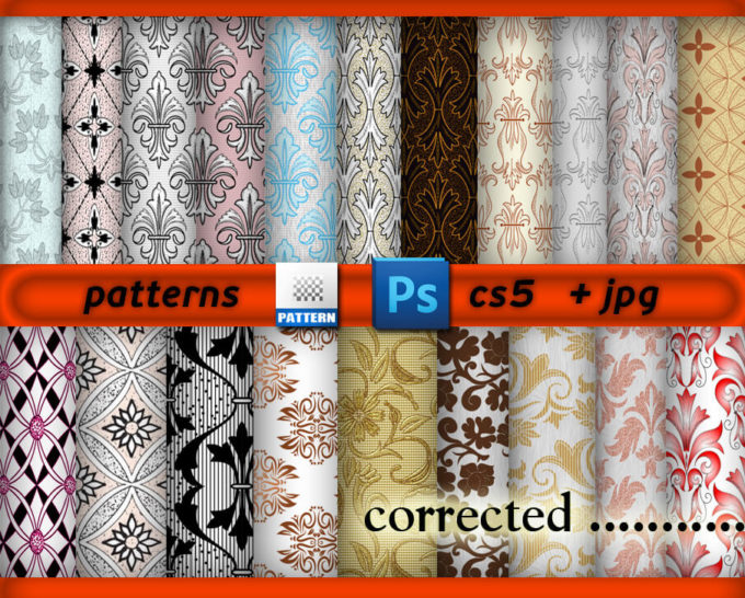 Patterns Abr And Jpg