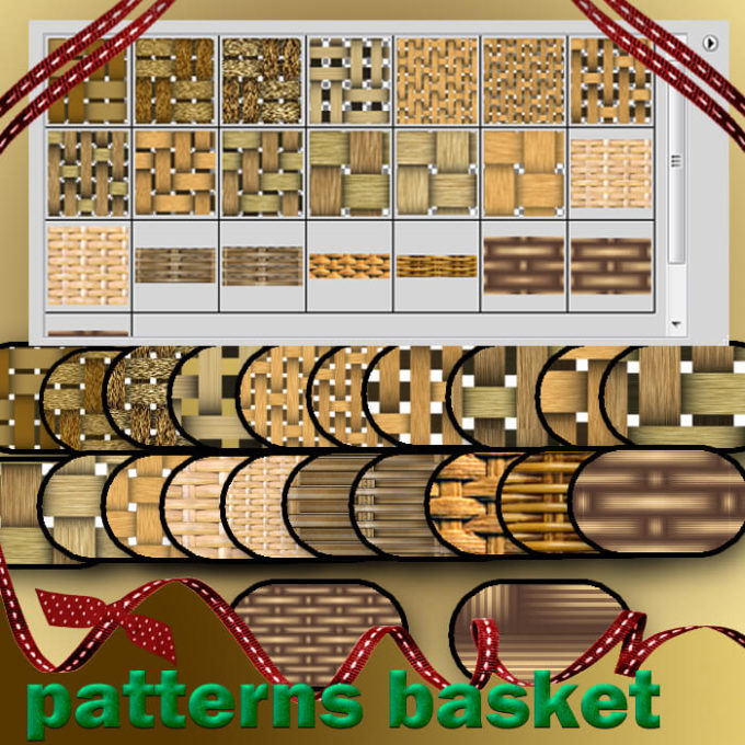 patterns basket