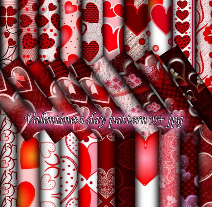 patterns Valentine 1