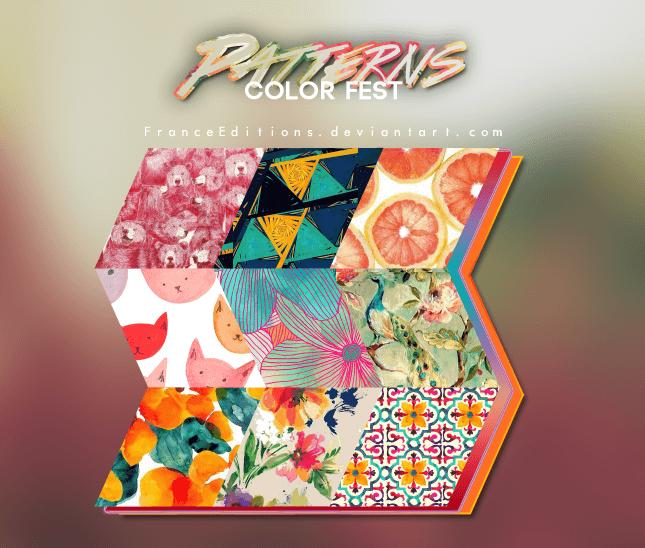 Color Fest // O9 PATTERNS