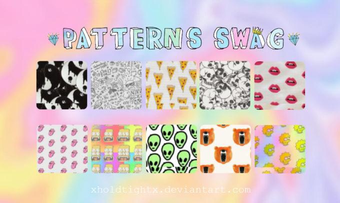 patterns swag lml.