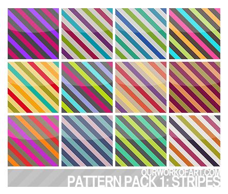 Stripes - Pattern Pack 1