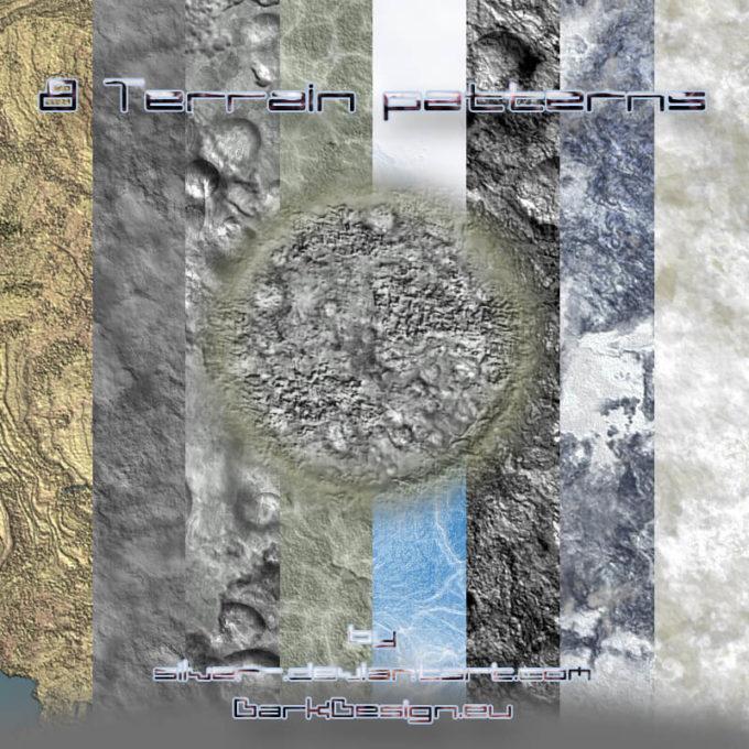 Terrain-C Patterns