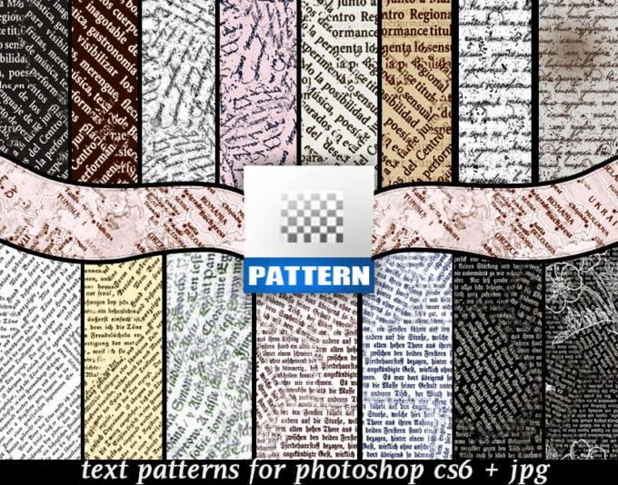 Text Patterns