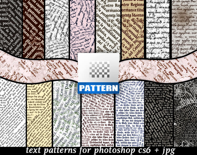 Text Patterns