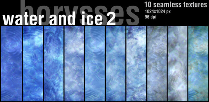 Water and ice 2