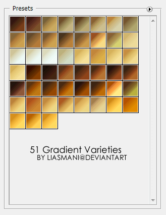 AdobeCC Photoshop Vintage Gradation Free grd フォトショップ ビンテージ グラデーション 無料 素材 51 Gradient Varieties