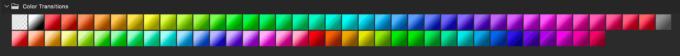 Adobe CC Photoshop Gradation Preset フォトショップ グラデーション プリセット 無料 素材 セット .grd Color Transitions