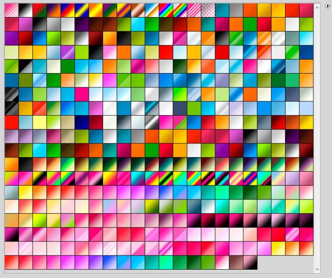 Photoshop Gradation Free grd フォトショップ グラデーション まとめ 無料 素材 Pack Degradads.Gradients