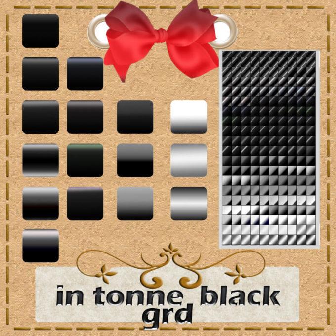 Photoshop Gradation Free grd フォトショップ グラデーション 無料 素材 Photoshop Gradation in tonne black